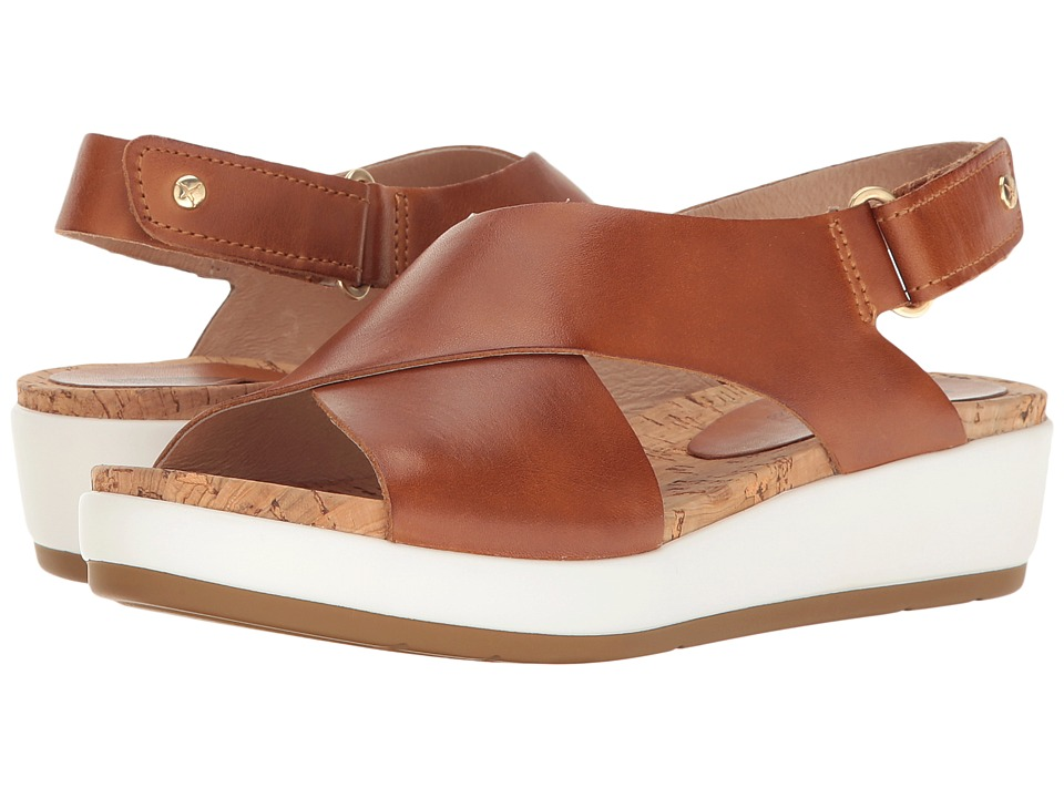 Pikolinos Mykonos W1G-0757C2 (Brandy) Women's Shoes