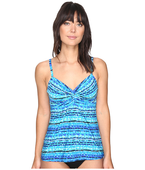 Miraclesuit Night Lights Roswell Tankini Top