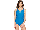 Miraclesuit - Solid Highneck One-Piece