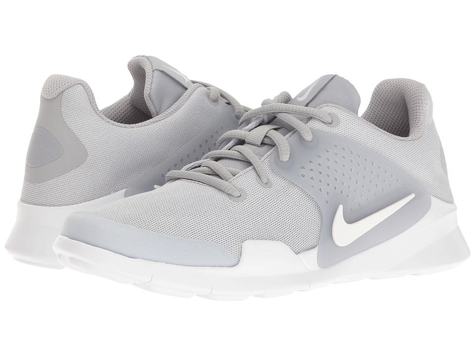 Nike Kids Criterion (Big Kid) (Wolf Grey/White) Boys Shoes