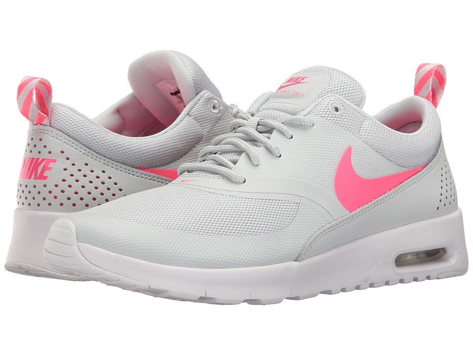 Nike Kids - Air Max Thea (Big Kid) (Pure Platinum/Racer P...