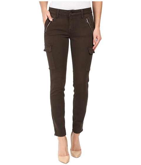 Mavi Jeans Juliette Skinny Cargo in Military Twill