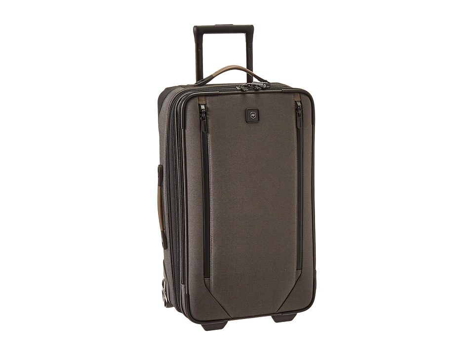 Victorinox Lexicon 2.0 Large Carry-On (Grey) Carry on Luggage