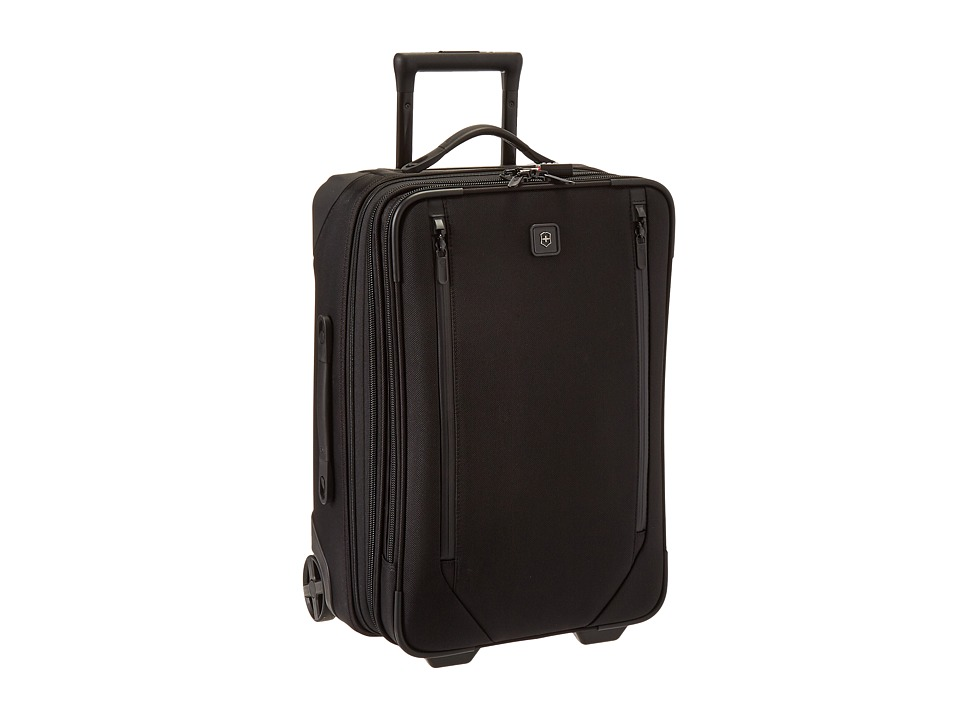 Victorinox Lexicon 2.0 Global Carry-On (Black) Carry on Luggage