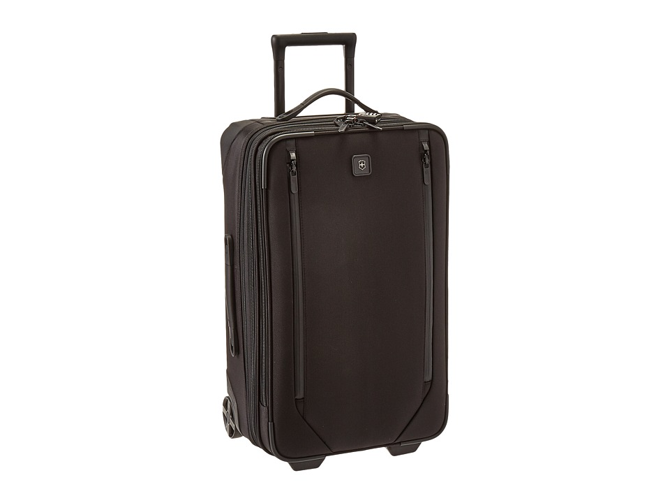 Victorinox Lexicon 2.0 Large Carry-On (Black) Carry on Luggage