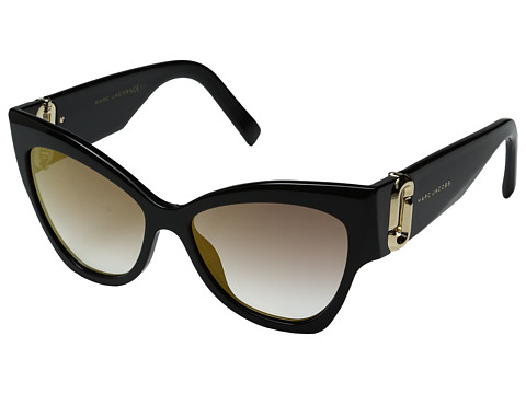 Marc Jacobs Marc 109/S - Black/Gray Shaded Lens