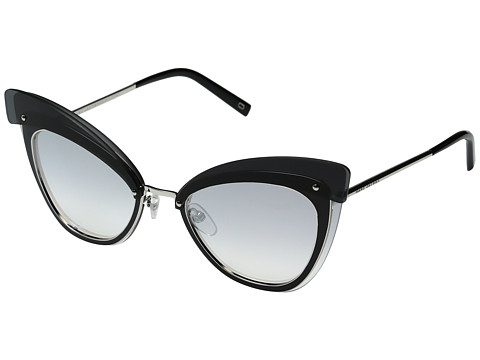 Marc Jacobs Marc 100/S - Palladium/Gray Silver Shaded Lens