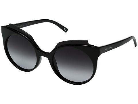Marc Jacobs Marc 105/S - Shiny Black/Dark Gray Gradient Lens