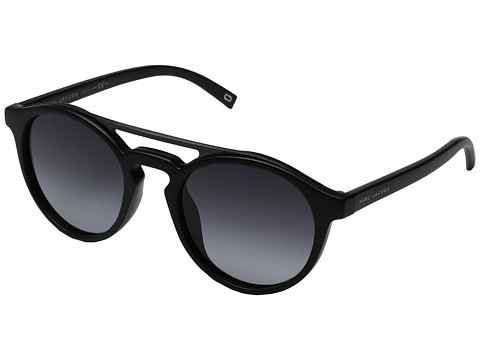Marc Jacobs Marc 107/S - Shiny Black/Dark Gray Gradient Lens