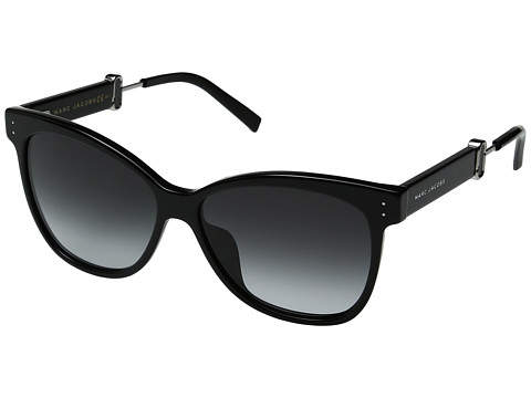 Marc Jacobs Marc 130/S - Black/Dark Gray Gradient Lens