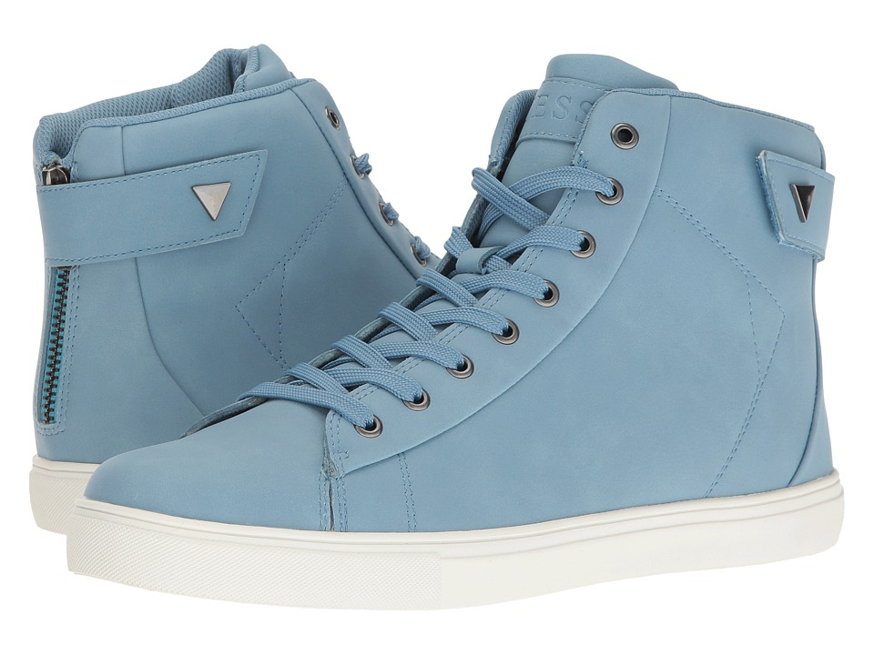 GUESS Tulley (Light Blue) Men