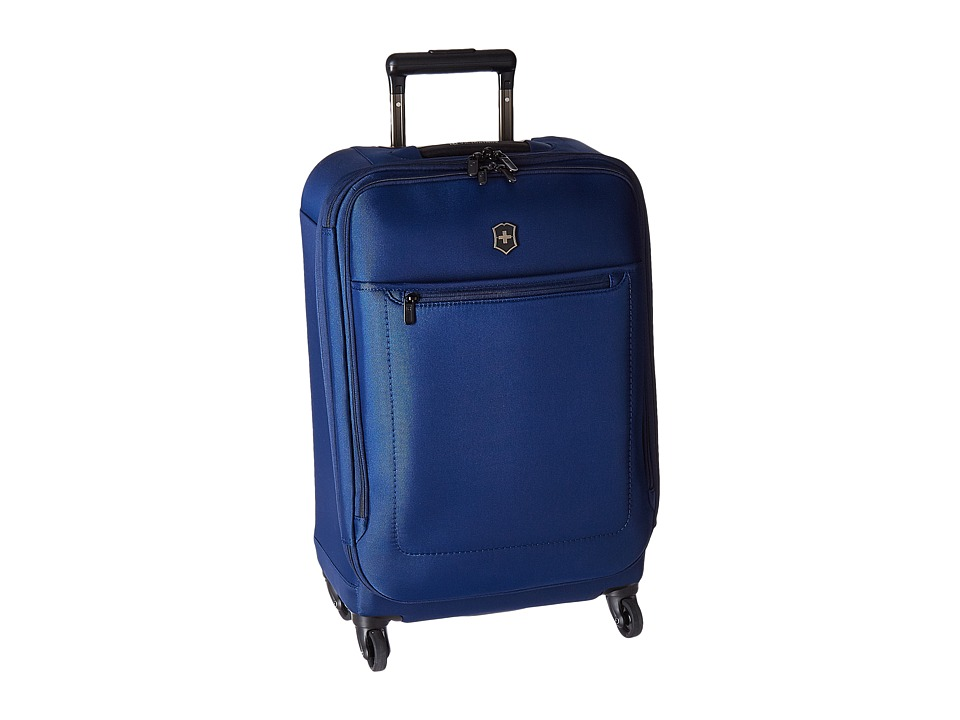 Victorinox Avolve 3.0 Large Domestic Carry-On (Blue) Carry on Luggage