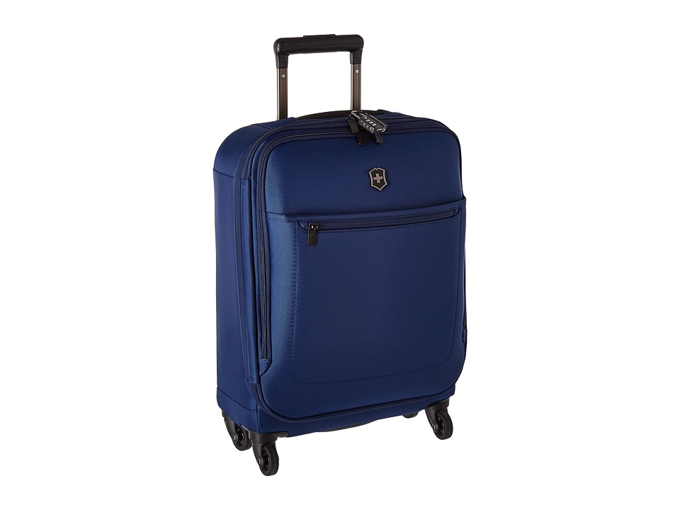 Victorinox Avolve 3.0 Global Carry-On (Blue) Carry on Luggage