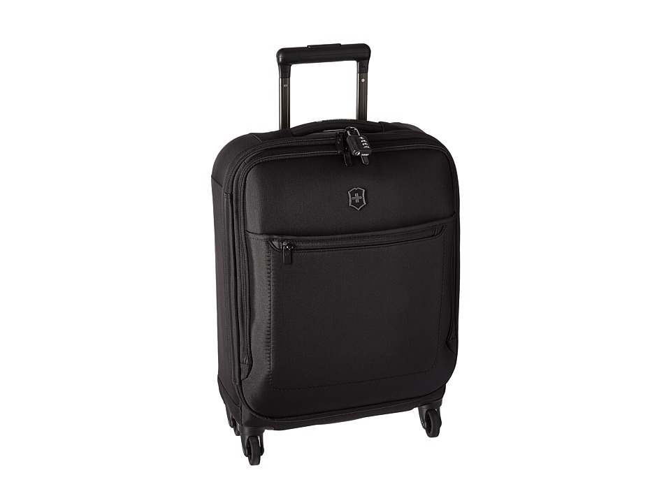 Victorinox Avolve 3.0 Global Carry-On (Black) Carry on Luggage