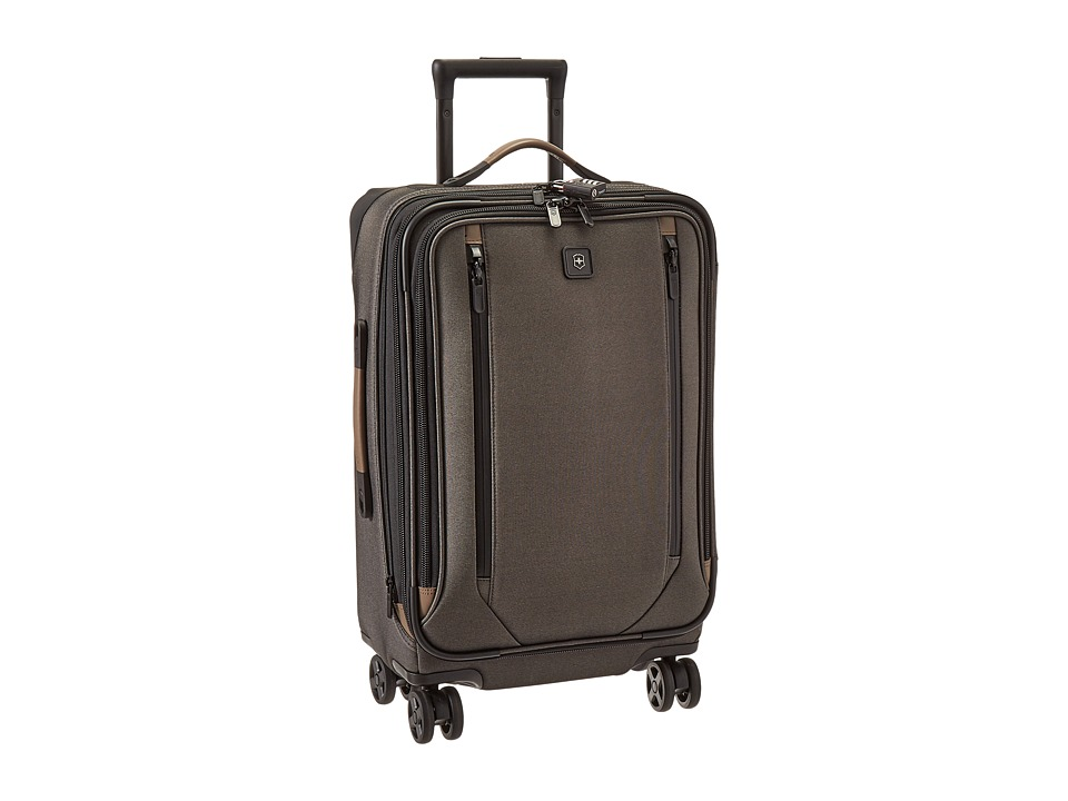 Victorinox Lexicon 2.0 Dual-Caster Large Carry-On (Grey) Carry on Luggage