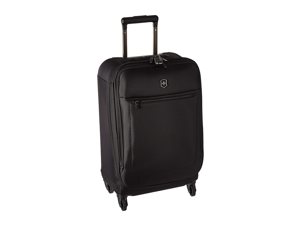 Victorinox Avolve 3.0 Large Domestic Carry-On (Black) Carry on Luggage