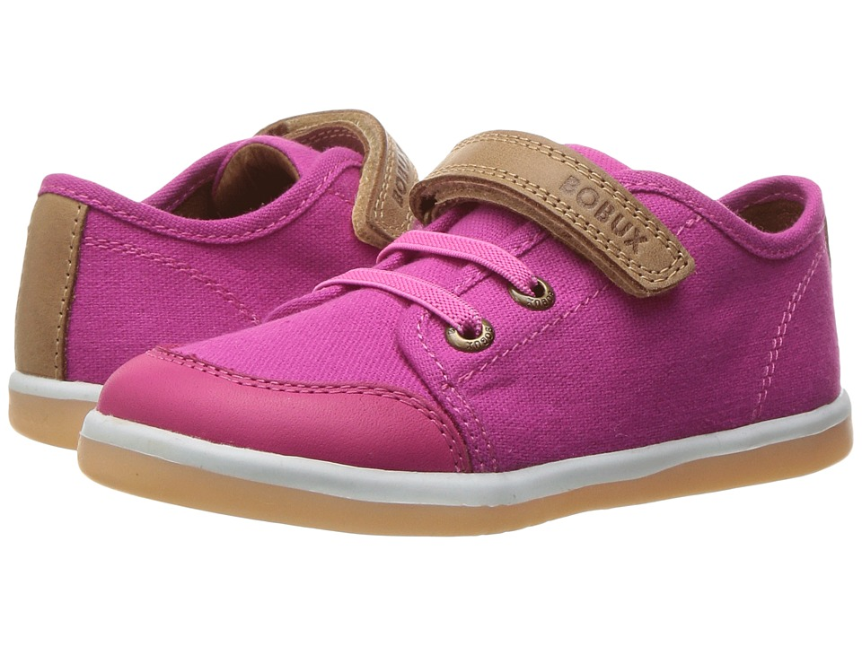 Bobux Kids I-Walk Classic Relax (Toddler) (Fuchsia) Girl's Shoes
