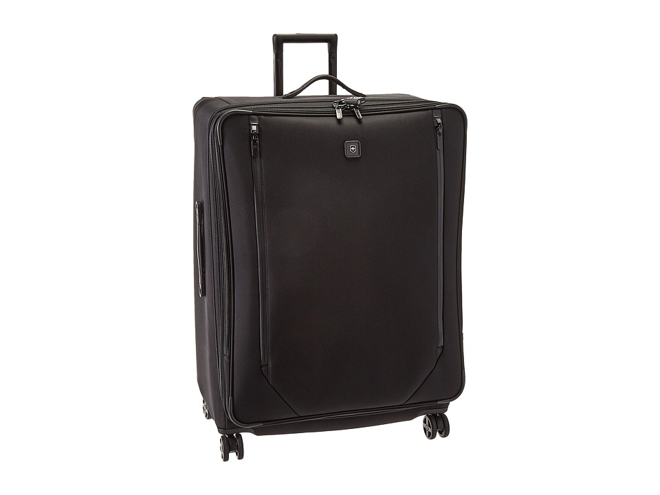 Victorinox - Lexicon 2.0 Dual-Caster Extra-Large Packing Case (Black) Luggage