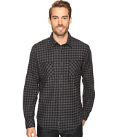 James Campbell - Long Sleeve Woven Bueno Check