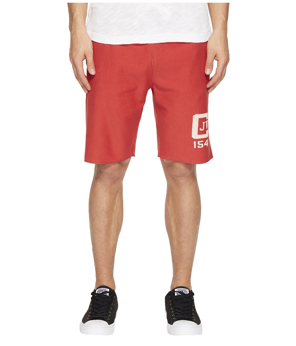 Todd Snyder + Champion Todd Snyder + Champion - Champion Logo Graphic Cut Off Shorts