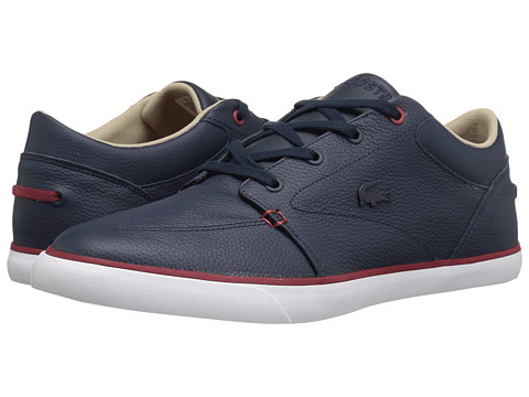 Lacoste Bayliss Vulc 117 1 Cam - Navy