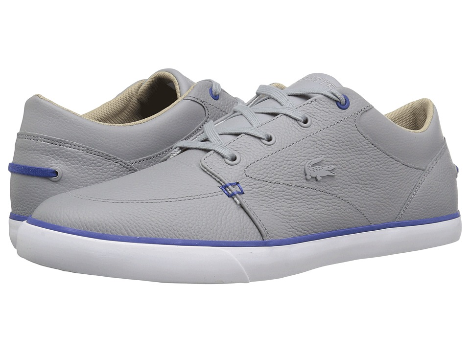 Lacoste Bayliss Vulc 117 1 Cam (Grey) Men