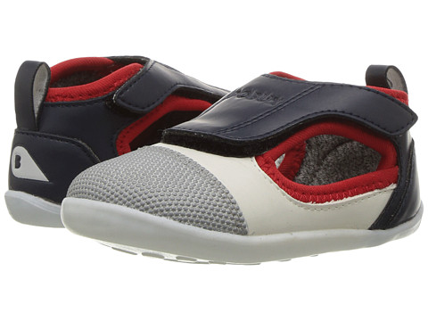 Bobux Kids Step Up Street Spark (Infant/Toddler) - Navy/Red/White