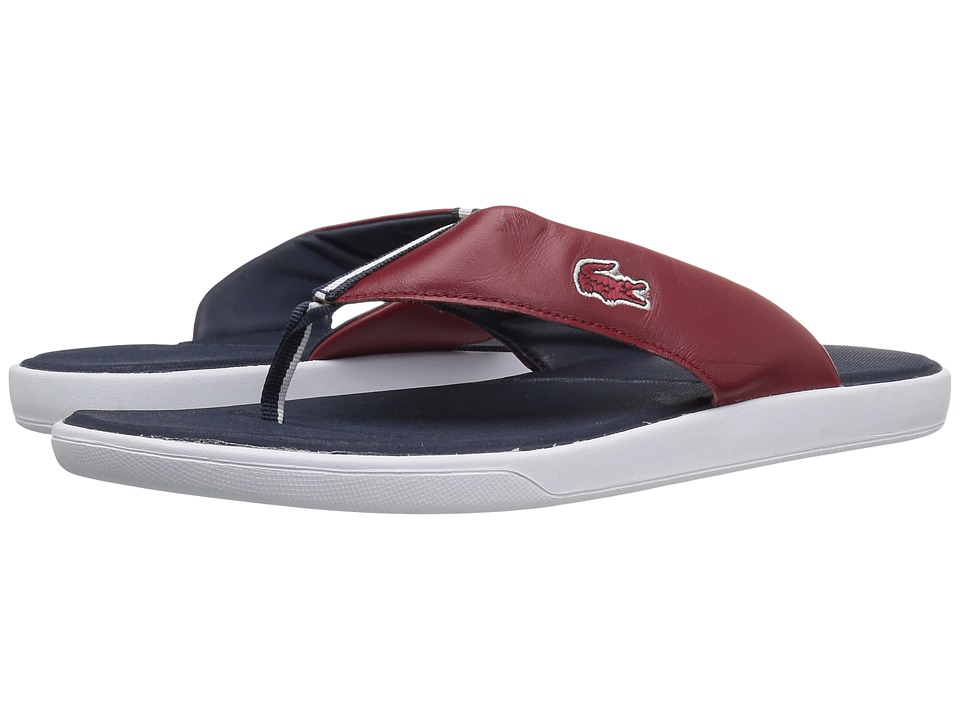 Lacoste L.30 117 1 Cam (Dark Red) Men