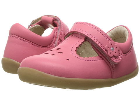 Bobux Kids Step Up Classic Reign (Infant/Toddler) - Coral
