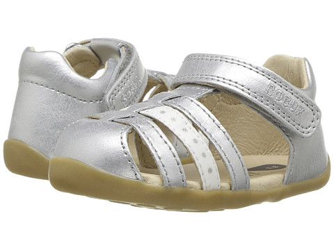 Bobux Kids Step-Up Classic Jump (Infant/Toddler) - Silver