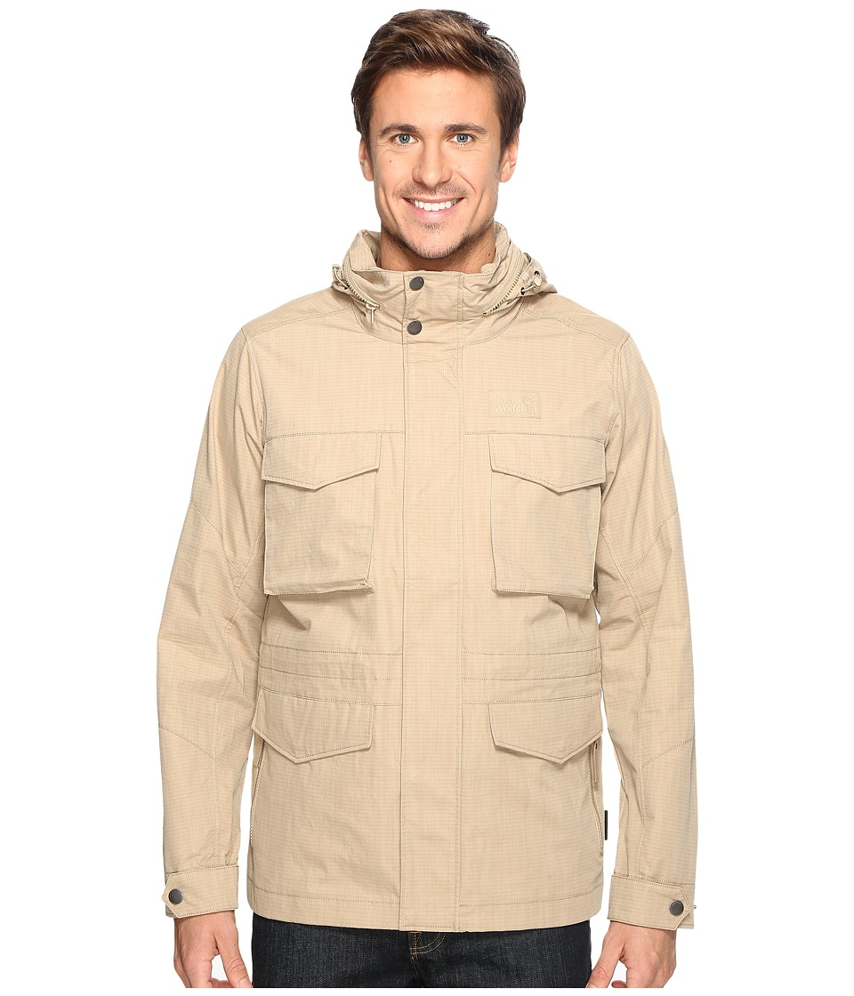 Jack Wolfskin Freemont Field Jacket (Sand Dune) Men