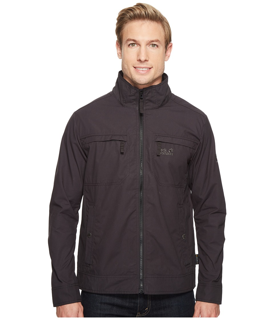 Jack Wolfskin Camio Road Jacket (Phantom) Men's Coat