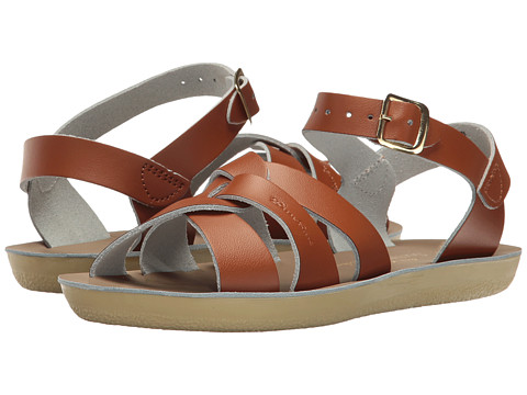 Salt Water Sandal by Hoy Shoes Swimmer (Toddler/Little Kid) - Tan