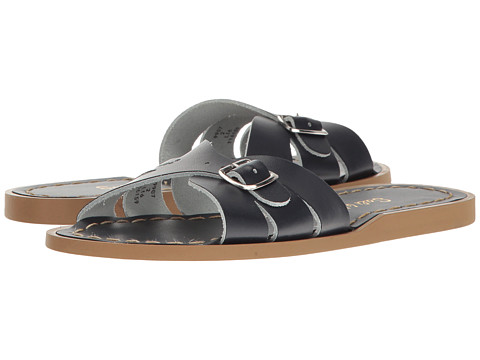 Salt Water Sandal by Hoy Shoes Classic Slide (Little Kid) - Navy