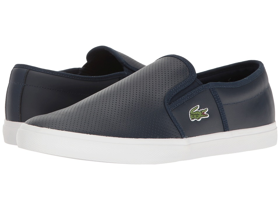 Lacoste Gazon BL 1 Cam (Navy) Men