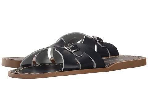 Salt Water Sandal by Hoy Shoes Classic Slide (Big Kid/Adult) - Navy