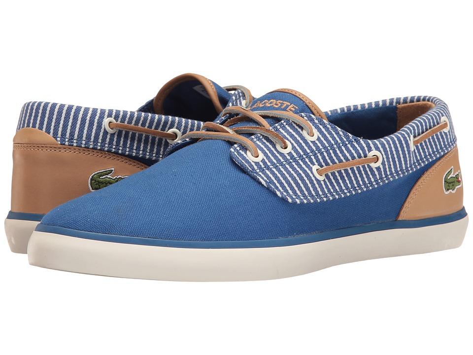 Lacoste Jouer Deck 117 2 Cam (Blue) Men