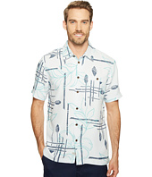 Quiksilver Waterman - Paddle Out Woven Top