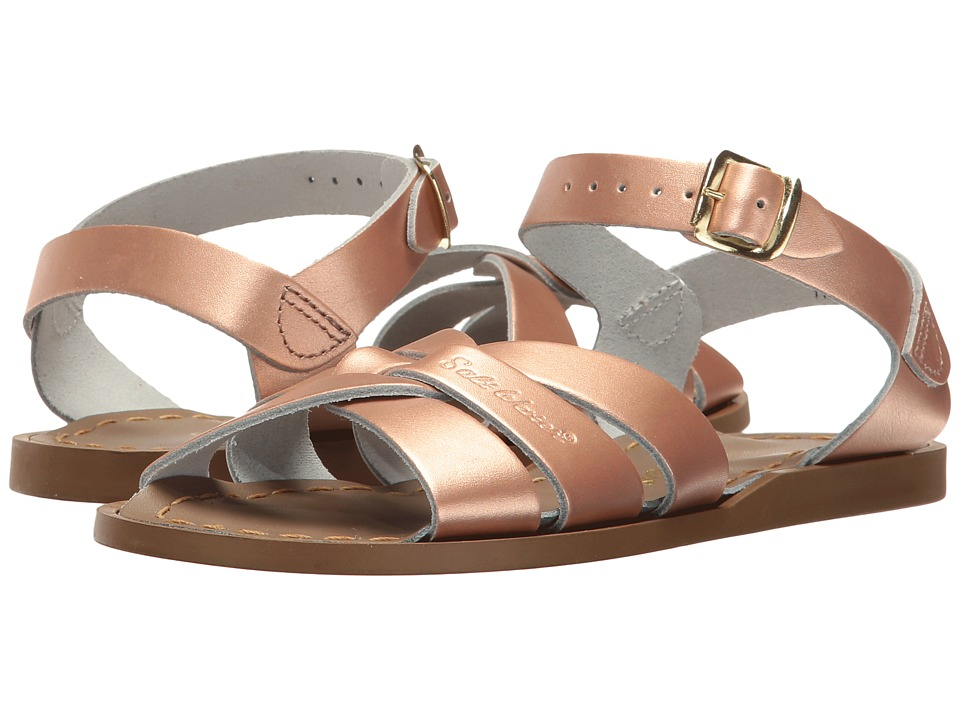 Salt Water Sandal by Hoy Shoes The Original Sandal (Toddler/Little Kid) (Rose Gold) Girls Shoes