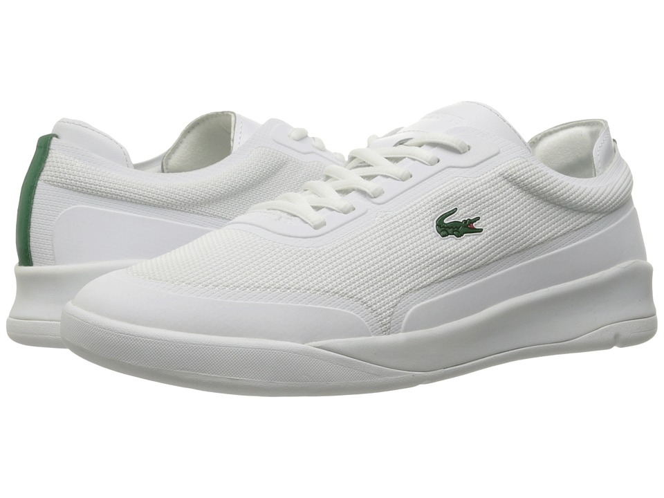 Lacoste LT Spirit Elite 117 4 SPM (White) Men