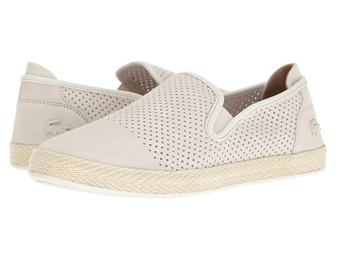 Lacoste Tombre Slip-On 117 1 Cam - Off-White