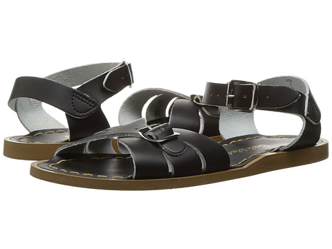 Salt Water Sandal by Hoy Shoes Classic (Little Kid) - Black