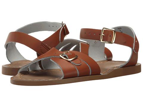Salt Water Sandal by Hoy Shoes Classic (Little Kid) - Tan