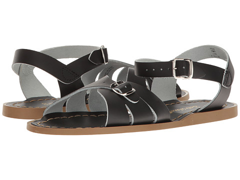 Salt Water Sandal by Hoy Shoes Classic (Big Kid/Adult) - Black
