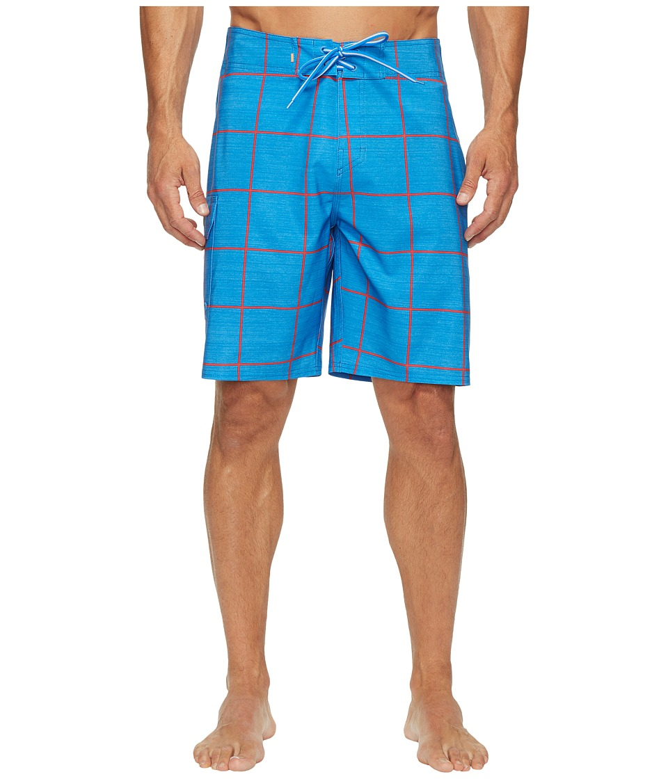 Quiksilver Waterman Primetime Boardshorts (French Blue) Men