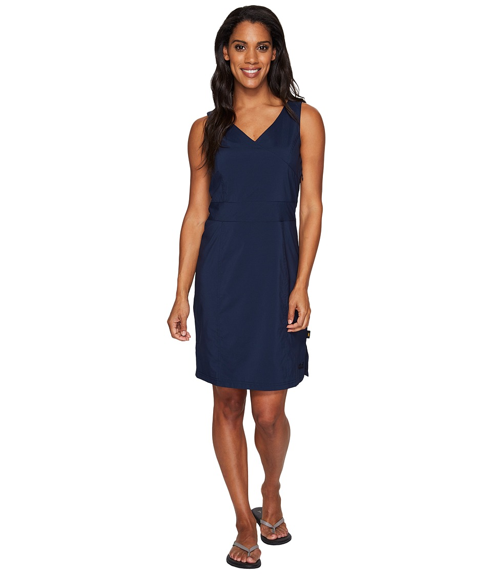 Jack Wolfskin Wahia Dress (Midnight Blue) Women