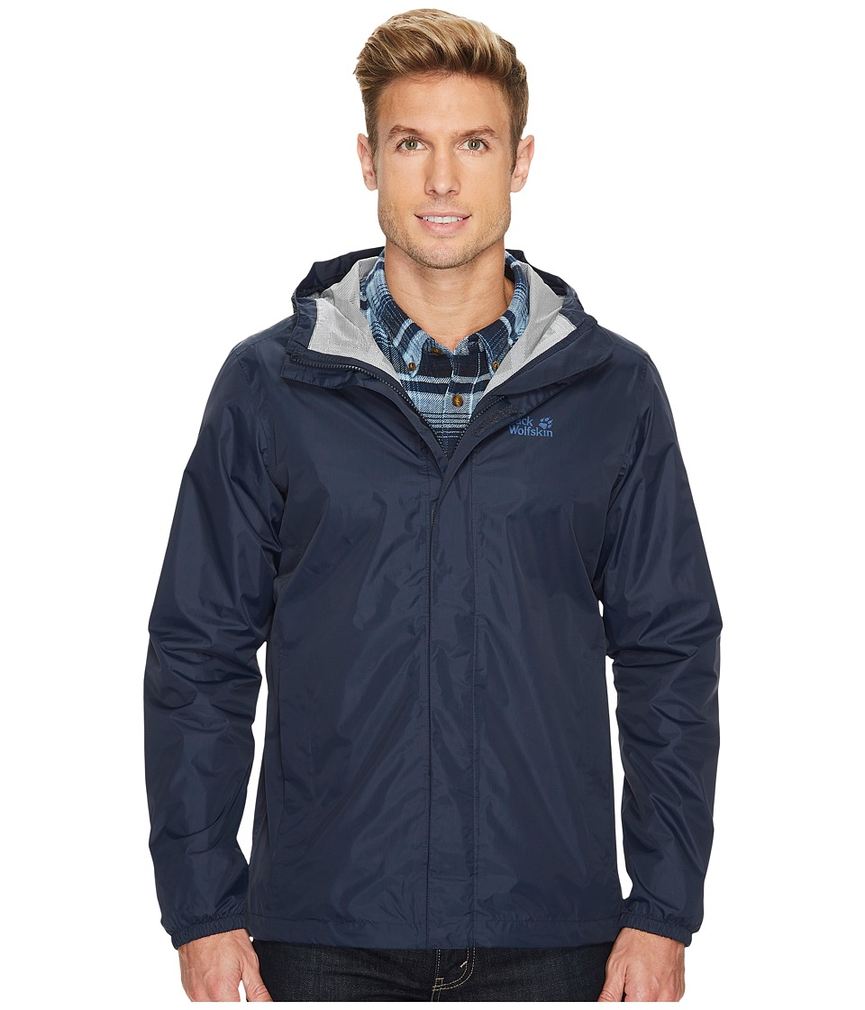 Jack Wolfskin Cloudburst (Night Blue) Men
