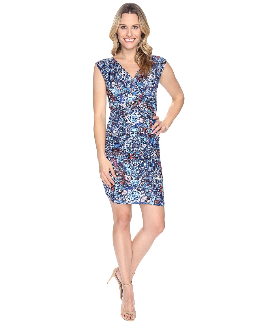 KUT from the Kloth Lila (Navy/Pink) Women