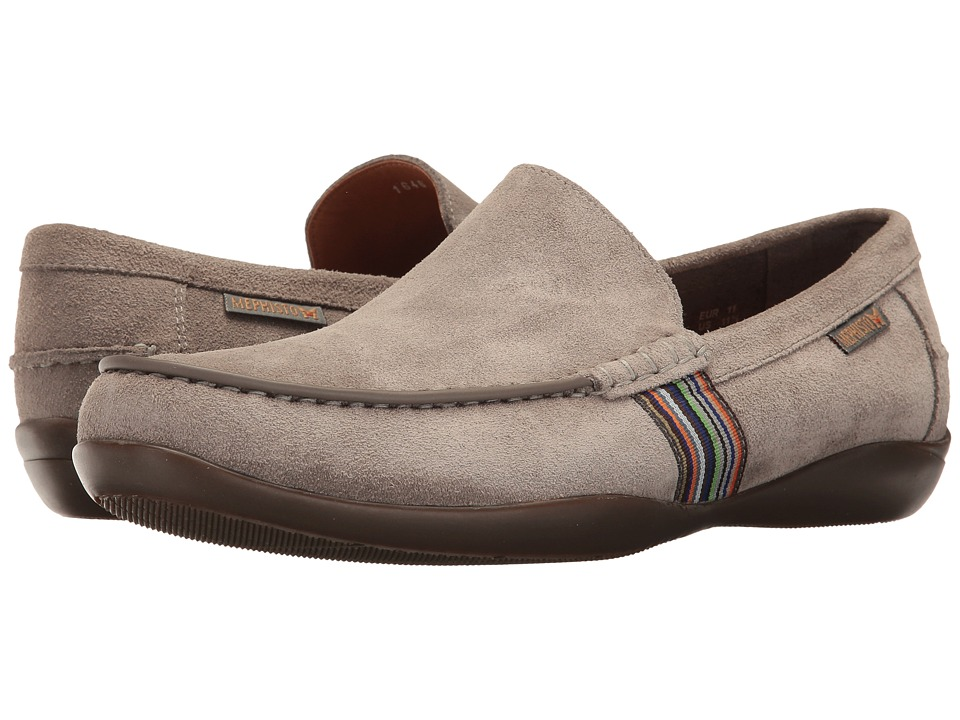 Mephisto - Idris (Warm Grey Toundra) Mens Slip on  Shoes