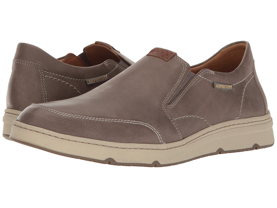 Mephisto Joss (Pewter/Hazelnut Kansas) Men